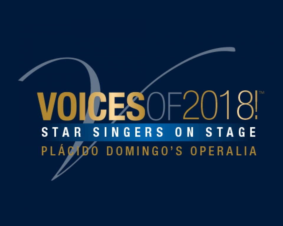 VOICES OF 2018! - open air slide 1