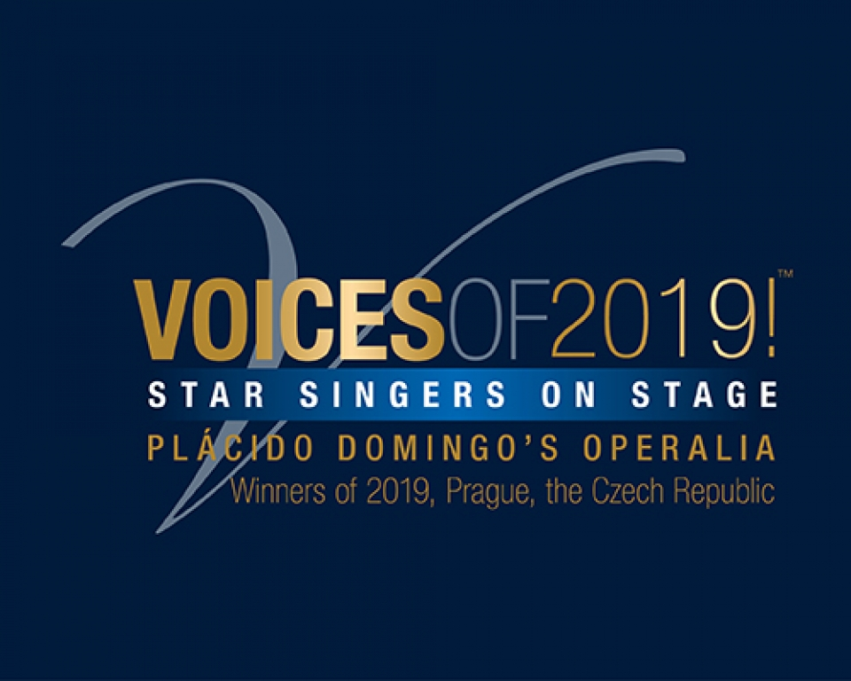 VOICES OF 2019! slide 1