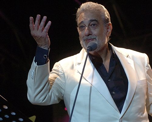 Plácido Domingo on M5