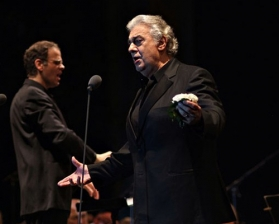 Placido Domingo 2009 Granada